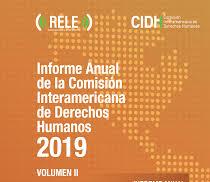 Relatoría Especial para la Libertad de Expresión presenta su informe anual 2019