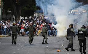 Reporte de violaciones a los DDHH en el contexto del ingreso de la ayuda humanitaria en Venezuela. Región andina 23 febrero 2019