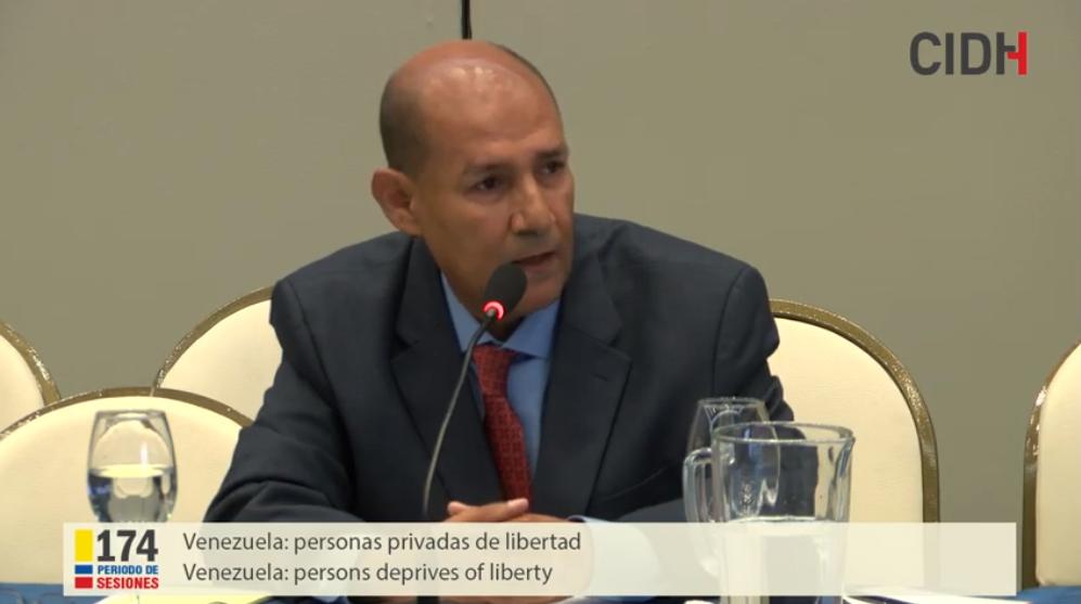 Una Ventana a la Libertad denuncia ante la CIDH las graves condiciones en las que se encuentran las personas privadas de libertad en los calabozos venezolanos