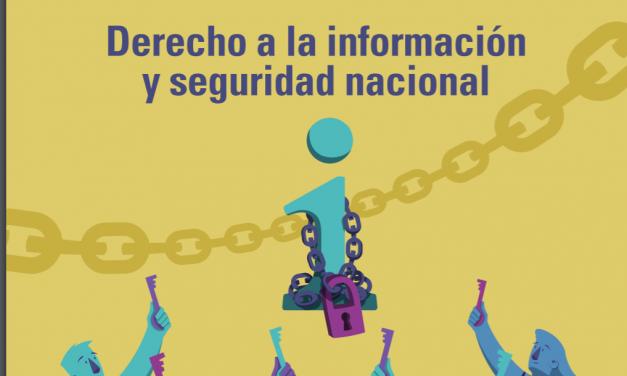 """En el Día Internacional del Acceso Universal a la Información, la Relatoría Especial para la Libertad de Expresión publica nuevo informe temático: """"""""Derecho a la Información y Seguridad Nacional"""""""