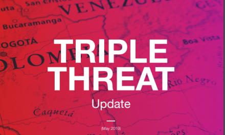 Informe de ACCSI e ICASO sobre el estado del VIH, malaria y la tuberculosis en Venezuela durante 2018
