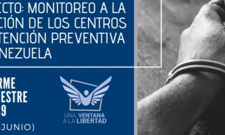 Informe Una Ventana a la Libertad: 149 presos murieron en calabozos policiales el primer semestre de 2019