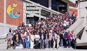 V Encuentro Nacional de Defensoras y Defensores de Derechos Humanos