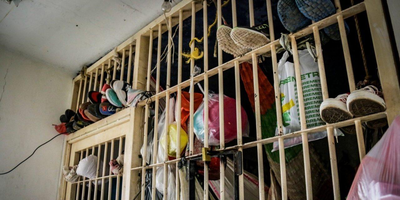 Falta de alimentos pone en riesgo la vida de privados de libertad en centros de detención preventiva