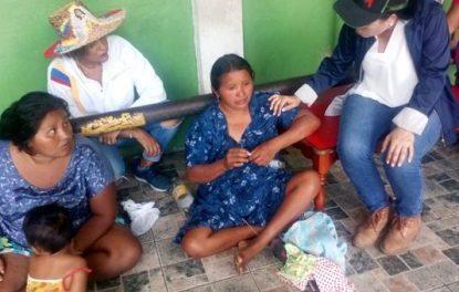 ONG exigen una investigación imparcial sobre los asesinatos de los indígenas warao Belki y Samaritana Mendoza