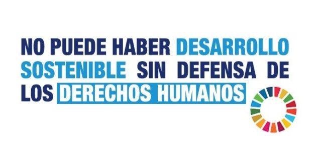 """Civicus: """"No puede haber desarrollo sostenible sin respeto de los derechos humanos"""""""