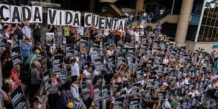 """REDHELARA: """"Agresión a manifestantes constituye una grave violación a los derechos humanos"""""""