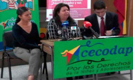 Cecodap y Prepara Familia solicitan apoyo a la CIDH antes los riesgos y peligros de los niños y niñas del servicio  de nefrología del hospital  JM de los Ríos