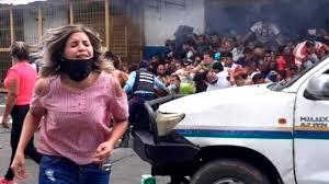 """OVCS: """"Protestas por alimentos y saqueos durante la cuarentena"""""""