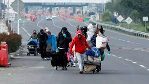 CIDH llama a los Estados a garantizar derechos de personas venezolanas que retornan a Venezuela ante la pandemia del COVID-19