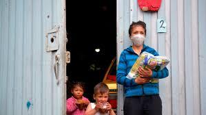 CIDH y su REDESCA urgen a los Estados a proteger con efectividad a las personas que viven en situación de pobreza y pobreza extrema en las Américas frente a la pandemia del COVID-19