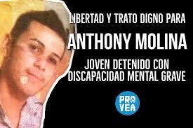 Comunicado Conjunto: Organizaciones de la sociedad civil y miembros de Consorven; manifiestan su preocupación ante la detención y tratos degradantes contra Anthony Molina