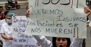Amnistía Internacional / Venezuela: Las autoridades están reprimiendo y no protegiendo a los trabajadores dela salud mientras la pandemia Covid-19 se agrava