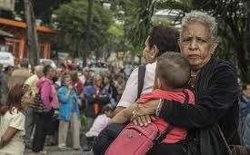 Comunicado Convite, A.C / Respuesta humanitaria a la crisis venezolana debe parar el abandono a las necesidades de las personas mayores