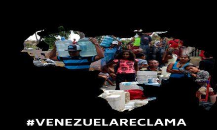 "En Táchira comunidades organizadas activaron campaña ""Venezuela reclama"" por colapso de los servicios públicos"