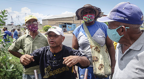 La OMCT y  la FIDH condenan detención arbitraria y hostigamiento judicial sobre activista sindical y defensor de los derechos laborales en el Estado Bolívar Franklin Gastón