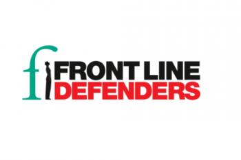 Interceptación ilegal de las comunicaciones de ONGs por miembros del gobierno. Front Line Defenders