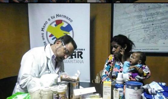 Funsamar sigue reforzando su programa de Recuperación Nutricional Infantil