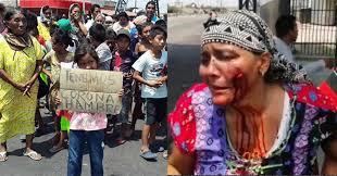 Informe conjunto de los recientes hechos violentos ocurridos en la Guajira venezolana