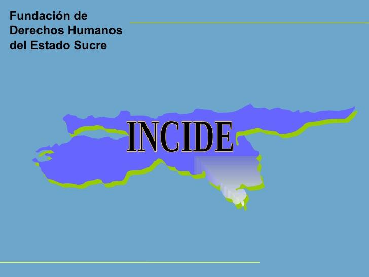 Incide denuncia que civiles armados actúan para reprimir protestas en Cumaná