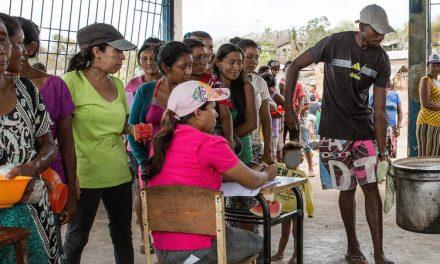 """Programa Mundial de Alimentos: """"9,3 millones  de personas aproximadamente sufren inseguridad alimentaria moderada o grave"""""""