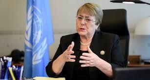 Bachelet pide que se atenúen las sanciones para facilitar la lucha contra el COVID-19
