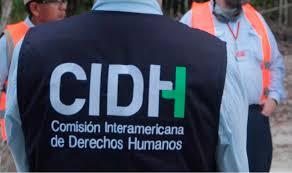 CIDH expresa alarma y preocupación por la muerte del Capitán Rafael Acosta Arévalo