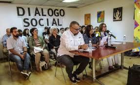 Organizaciones que integran Diálogo Social hacen llamado a priorizar atención a los problemas de la gente