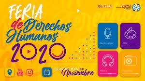 Feria de Derechos Humanos 2020 reivindica luchas de la sociedad civil en Venezuela durante la pandemia