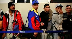 "Cadef: I Reporte del Monitoreo ""Jóvenes Migrantes"""