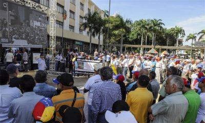 En Lara respaldaron la instalación de la nueva Asamblea Nacional