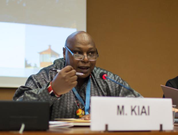 El derecho a la libertad de reunión pacífica – Maina Kiai