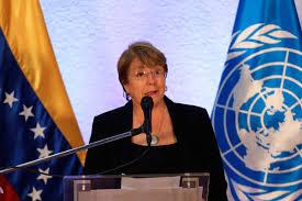 La Alta Comisionada para los DDHH, Michell Bachelet, en su actualización oral para Venezuela, aseguró que se han registrado casos de allanamientos  de ONGs y oficinas de medios de comunicación