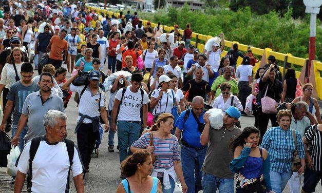 Según la OMI 2.328.442 venezolanos  viven en el exterior