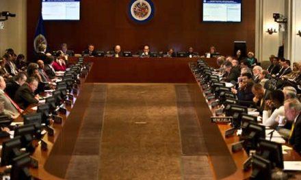Secretario General de la OEA presenta 3er informe sobre Venezuela