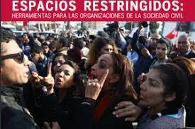 Incidencia política en espacios restringidos: Herramientas para las organizaciones de la sociedad civil