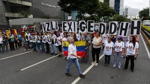 """Informe CIDH: """"Protesta y Derechos Humanos"""""""