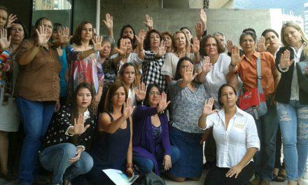 La Red Naranja se une al movimiento #niunamenos para poner alto a la violencia contra la mujer