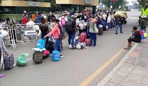 Informe: Retorno de venezolanos necesita protocolos claros de atención sanitaria con respeto a los derechos humanos