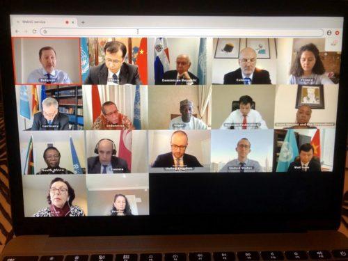 La profundización de la crisis humanitaria en Venezuela por el COVID-19 fue motivo de preocupación en el Consejo de Seguridad de la ONU