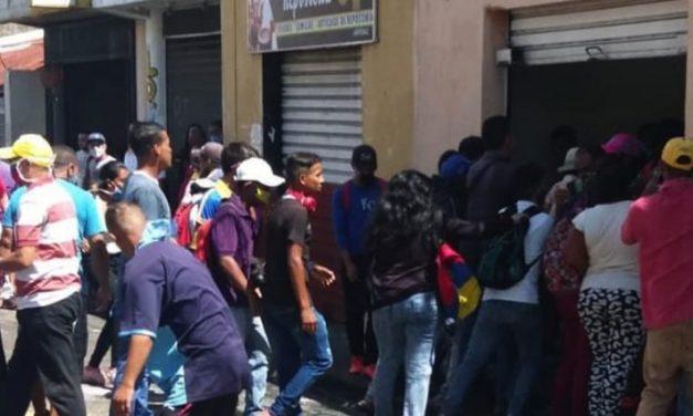 Provea – Laboratorio de Paz / Informe Patrones de violación de derechos civiles durante 2 meses Estado de Alarma en Venezuela