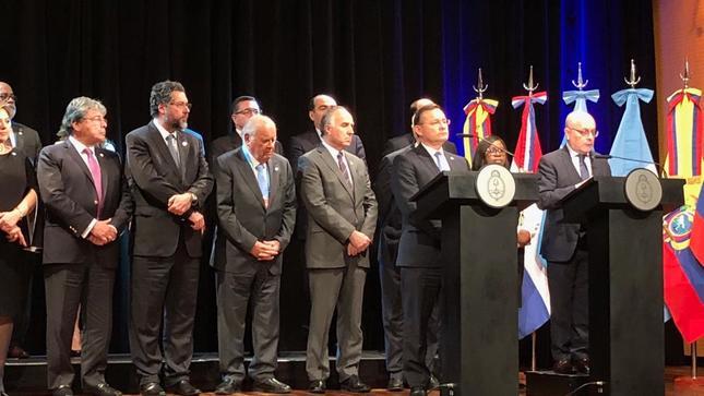 Grupo de Lima condena las sistemáticas violaciones a los derechos humanos perpetradas por  Nicolás Maduro