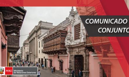 Grupo de Lima llama a la comunidad internacional y a Naciones Unidas actuar para que los derechos en Venezuela sean restablecidos ante la muerte del Capitán Rafael Acosta Arévalo