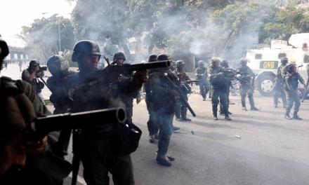 Transparencia Internacional condena el asesinato de manifestantes en Venezuela