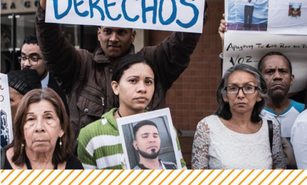 """Informe: Venezuela """"enemigos internos"""""""