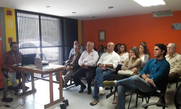 ODH-ULA realizó seminario web con miembro del Centro Internacional para la Justicia